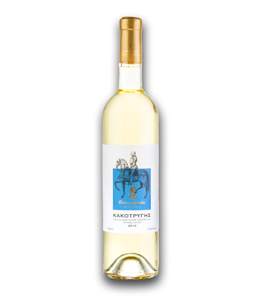Kakotrugis Blanc Wine | Nemean Wines | Diamantopoulos Winery