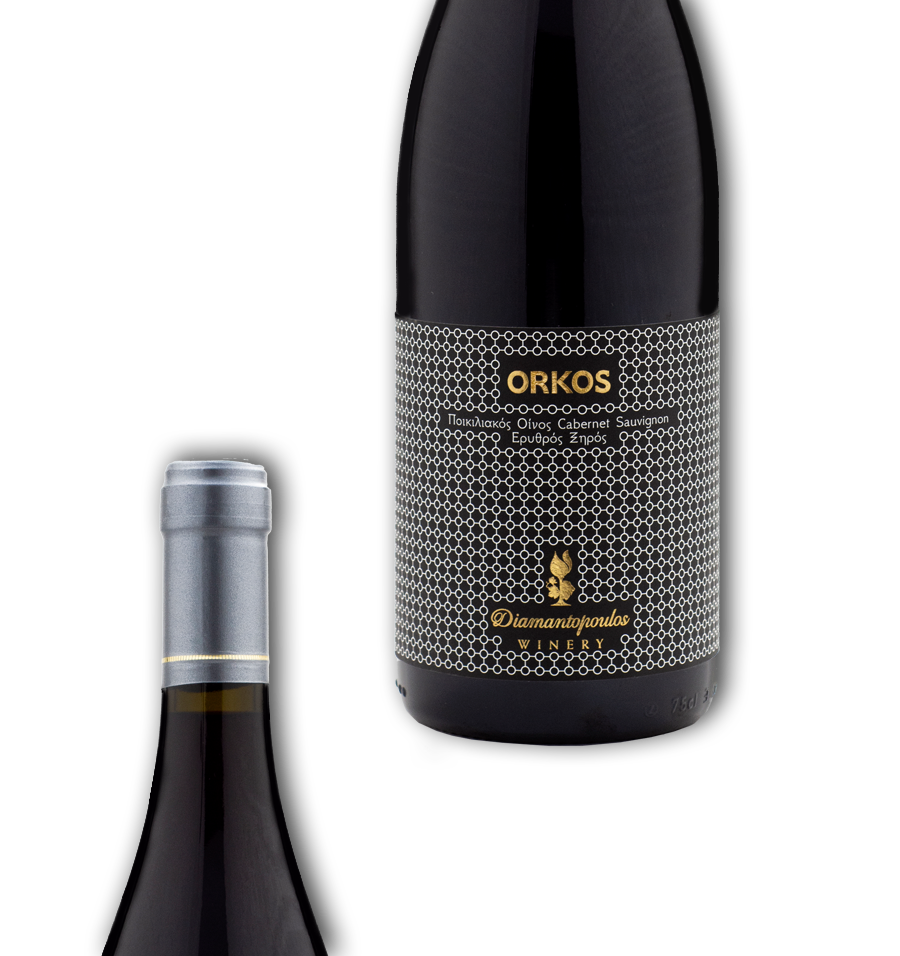Orkos Red Wine | Nemean Wines | Diamantopoulos Winery