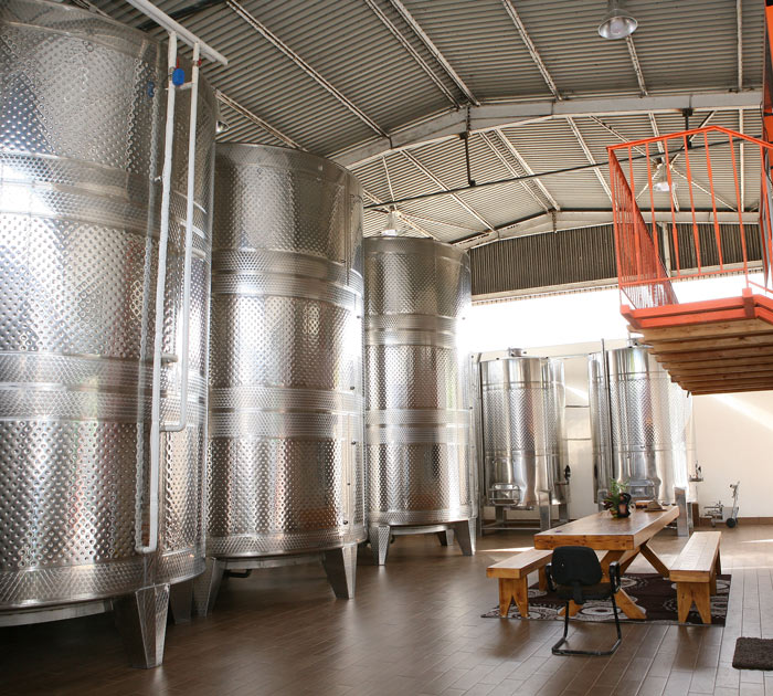 Winery | Nemean Wines | Diamantopoulos Winery